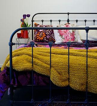 Kingston Cast Bed. Australian Made Beds. Australian Made. Cast Beds. Cast Iron Beds. Wrought Iron Beds.