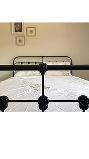 Empire Beds. Australian Made beds. Chelsea Cast Bed. Chast Ron beds. Worught Iron Beds.