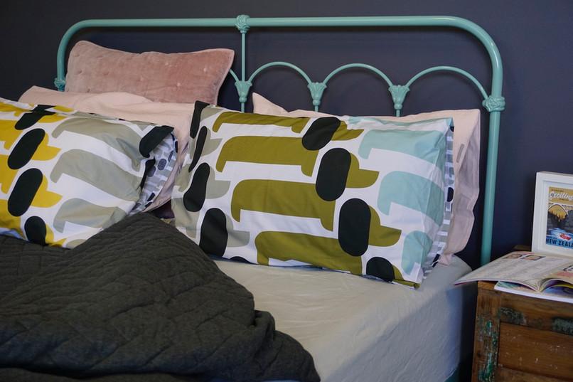 Windsor Cast Iron Bed