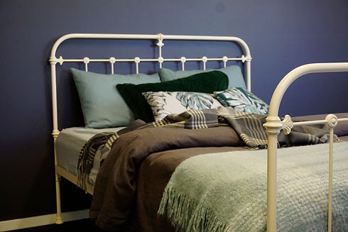 Empire Beds. Australian Made. Ascot Cast Iron Bed. Cast Iron Beds reproduction. Iron Bed Frame. Cast Iron Beds Melbourne