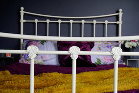 Sussex Cast Bed