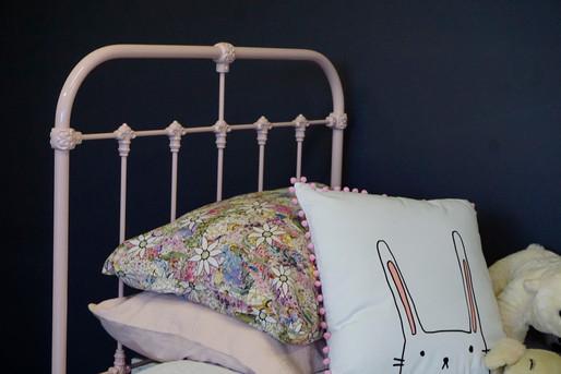 Hampshire Cast Iron Bed
