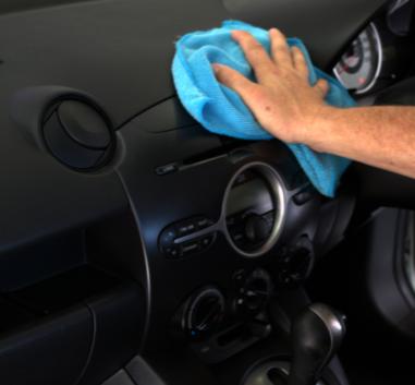 Car Detailing Brisbane - Interior Clean
