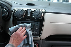 Interior Car Detail