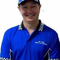 Mr Valet Staff Member - Tommy