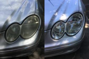 Car Detailing Brisbane - Headlight Restoration