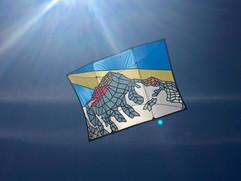K2 postcard