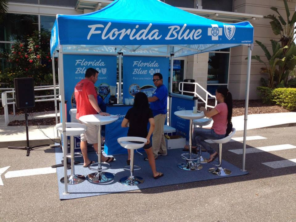 Florida Blue Brand Activation