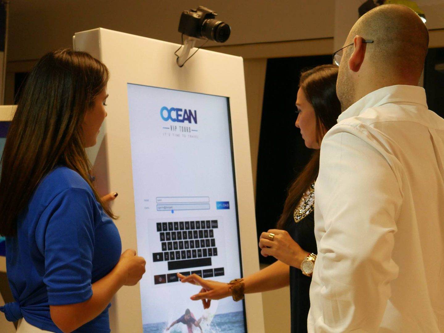 OCEAN VIP Airline Brand Activation