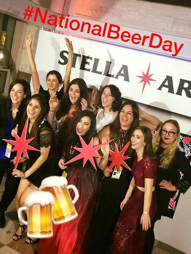 Stella Artois Brand activation