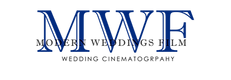 Logo for Modern Weddings Film Video business