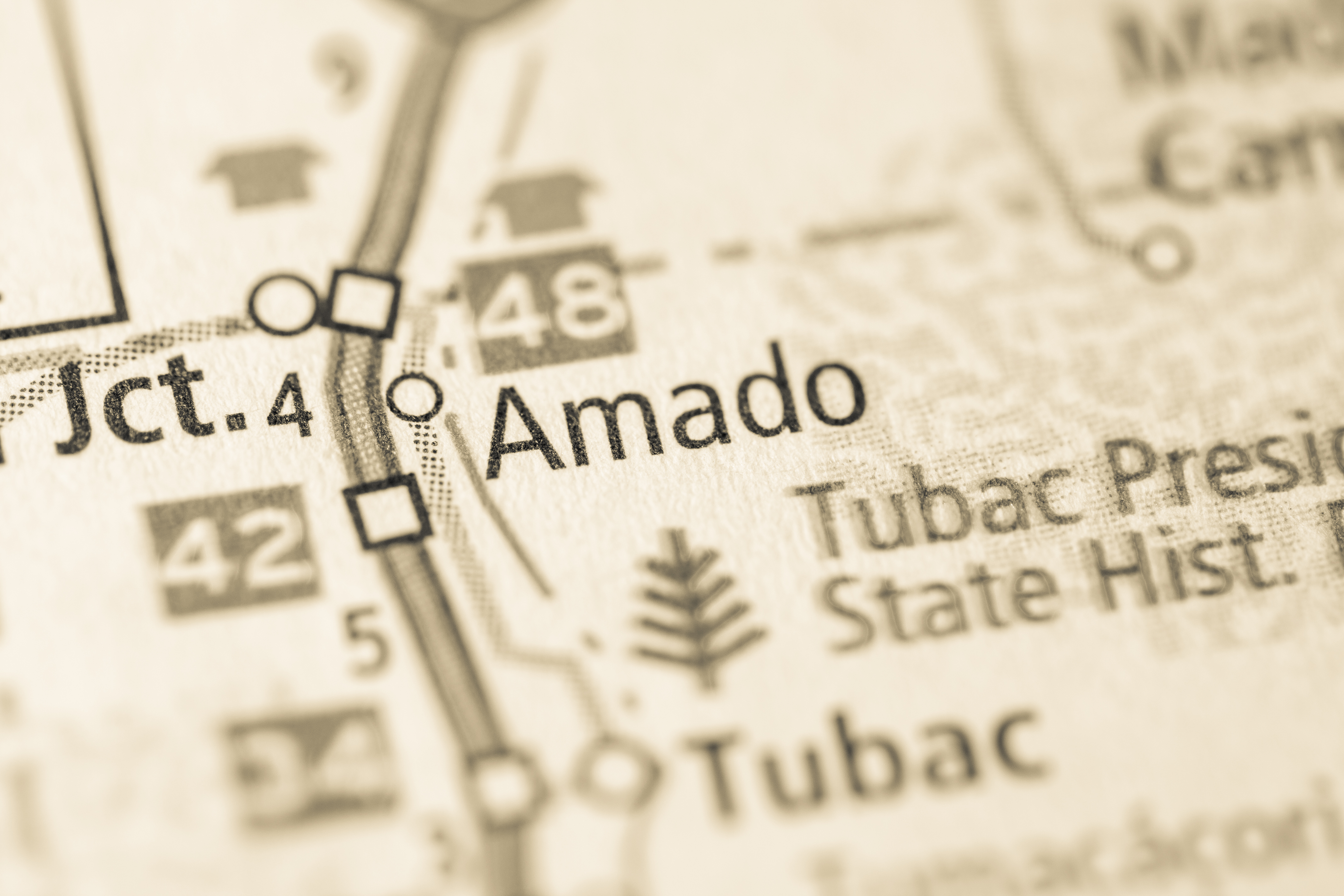 Amado. Arizona. USA