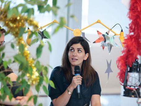 Anahita Mahmoudi speaks with Where Women Work