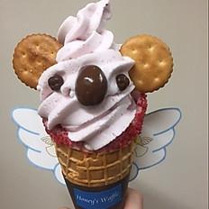 コアラソフトクリーム
