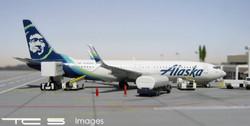 Alaska Airlines 737-800