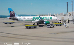 Frontier A320