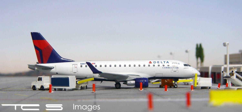 Delta Connection ERJ-170