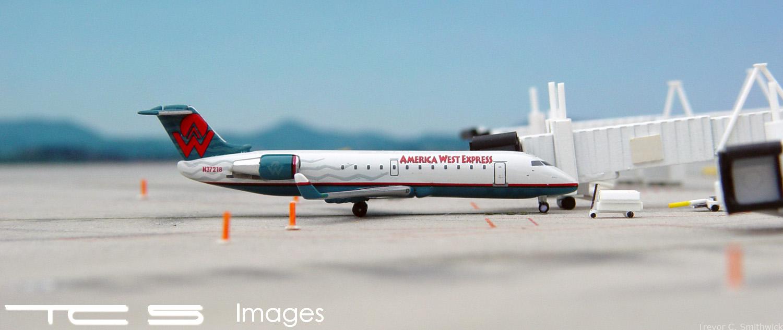 America West Express CRJ-200