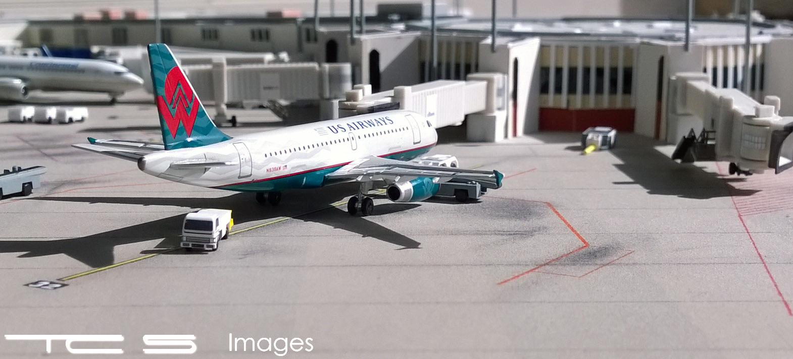 U.S. Airways A319