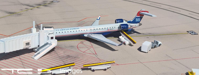 U.S. Airways Express CRJ-900