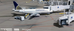 Continental Airlines 737-200