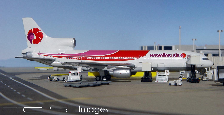 Hawaiian Air L-1011-1