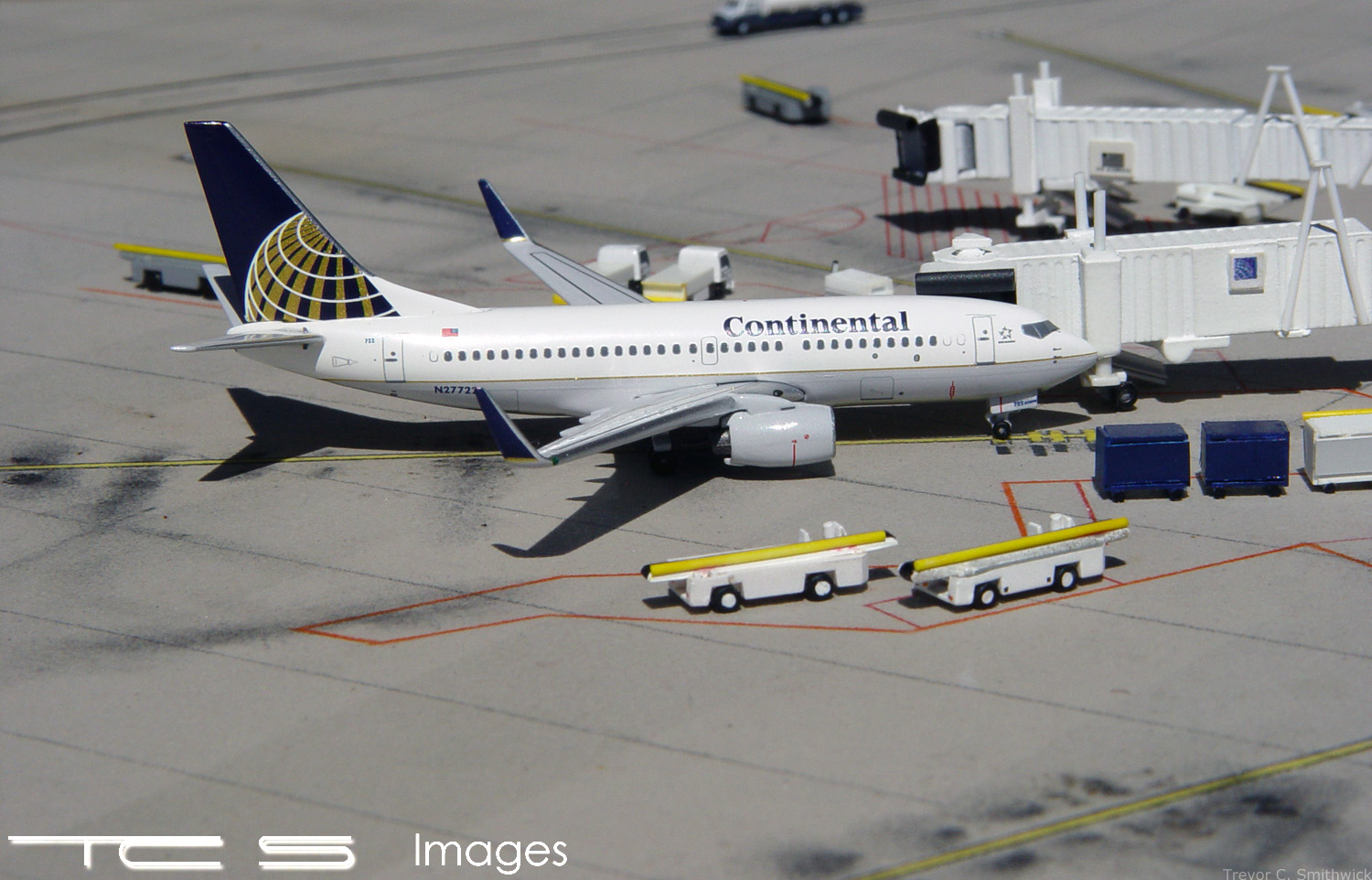 Continental Airlines 737-700