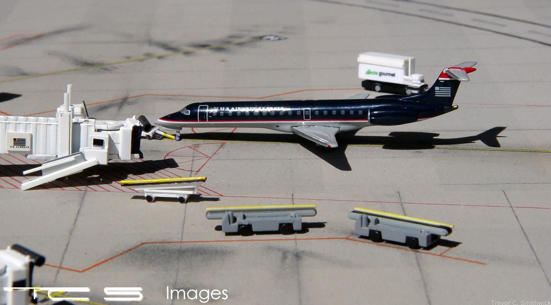 U.S. Airways Express ERJ-145