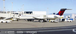 Delta Airlines MD-88
