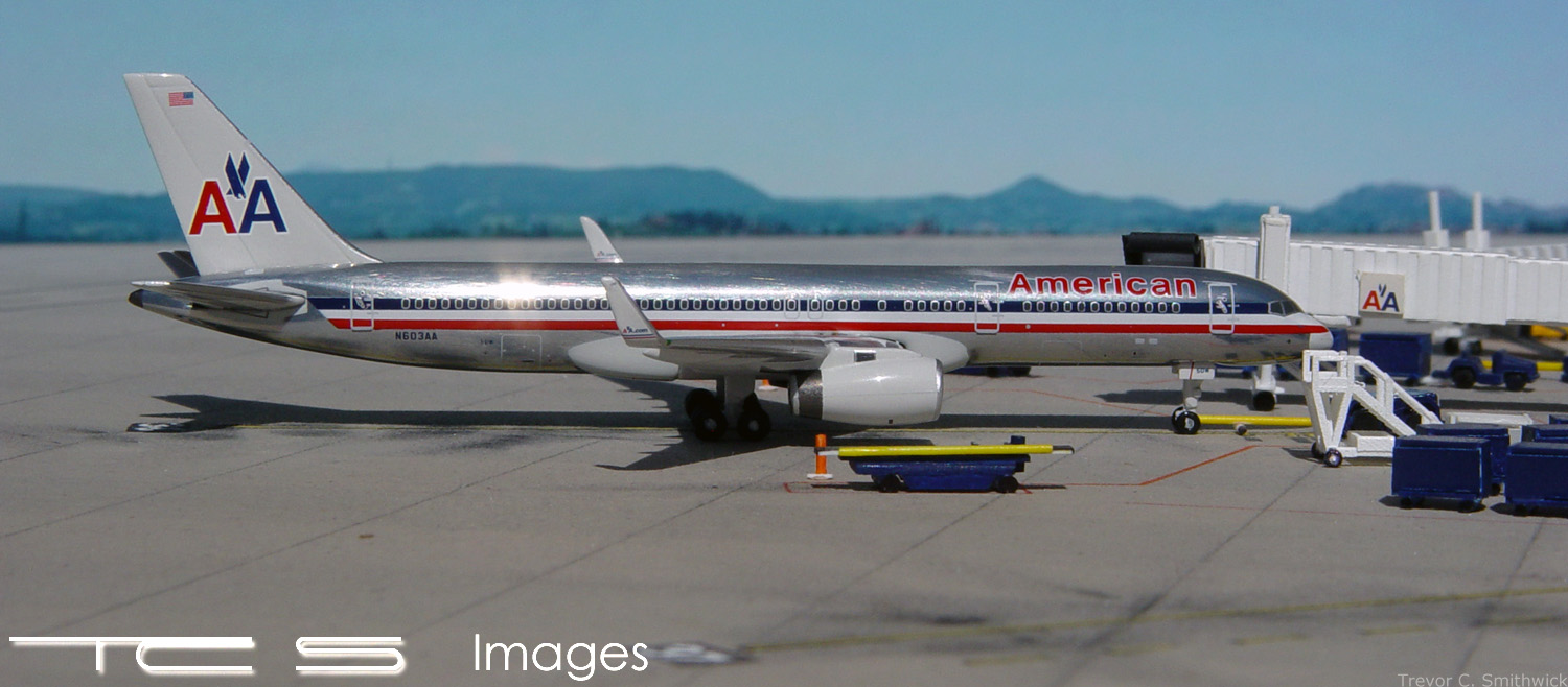 American Airlines 757-200