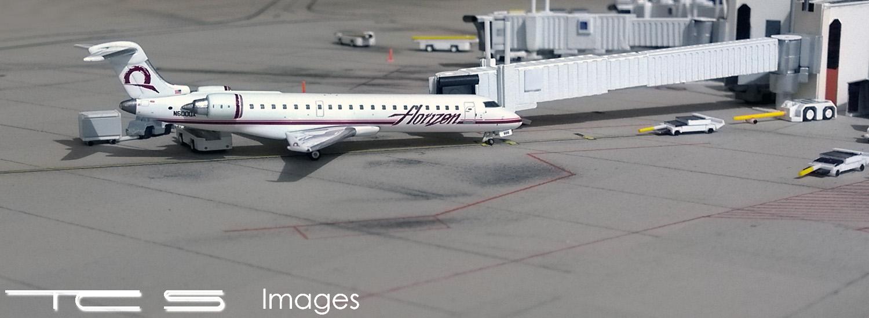 Horizon Air Bombardier CRJ700