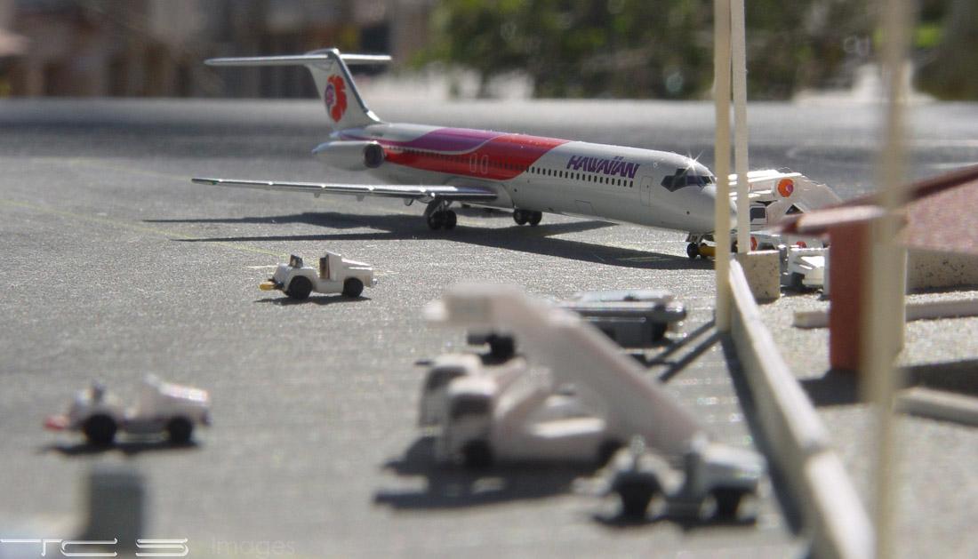 Hawaiian Air DC-9-51