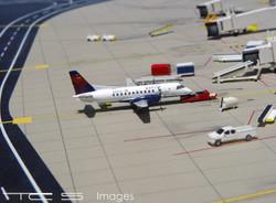 Delta Connection SAAB 340B