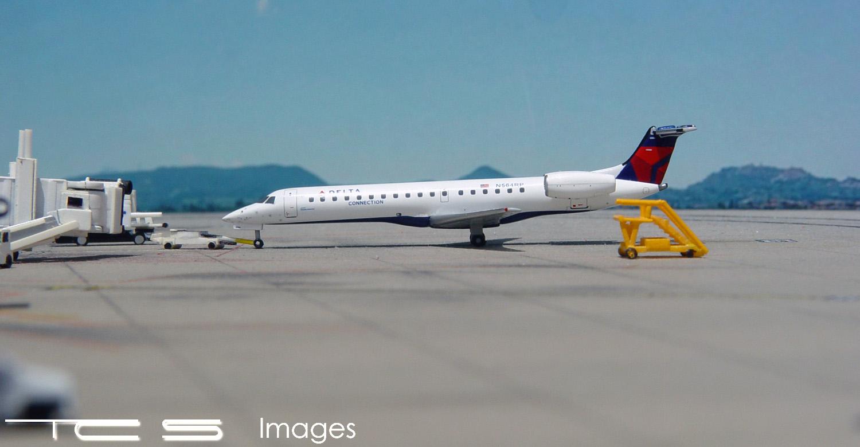 Delta Connection ERJ-145