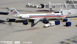 American Airlines MD-87