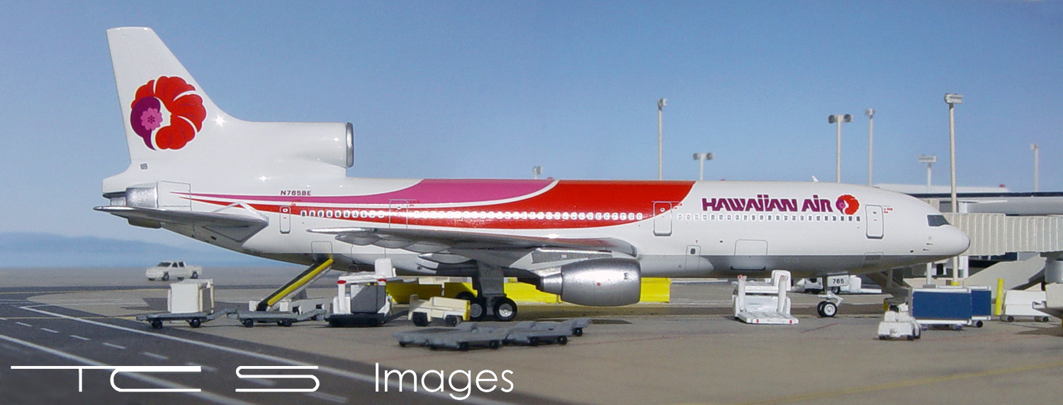 Hawaiian Air L-1011-1