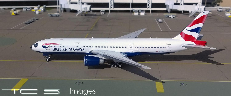 British Airways 777-200ER