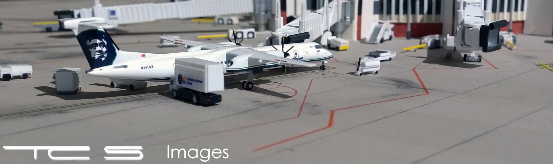 Alaska Airlines Bombardier Q400