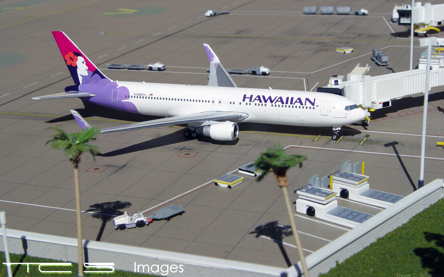 Hawaiian Airlines 767-300ER