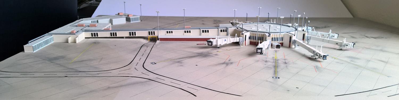 KSAT Terminal 2 - REVAMP