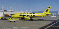 Spirit Airlines A319