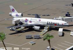 JALways DC-10-40