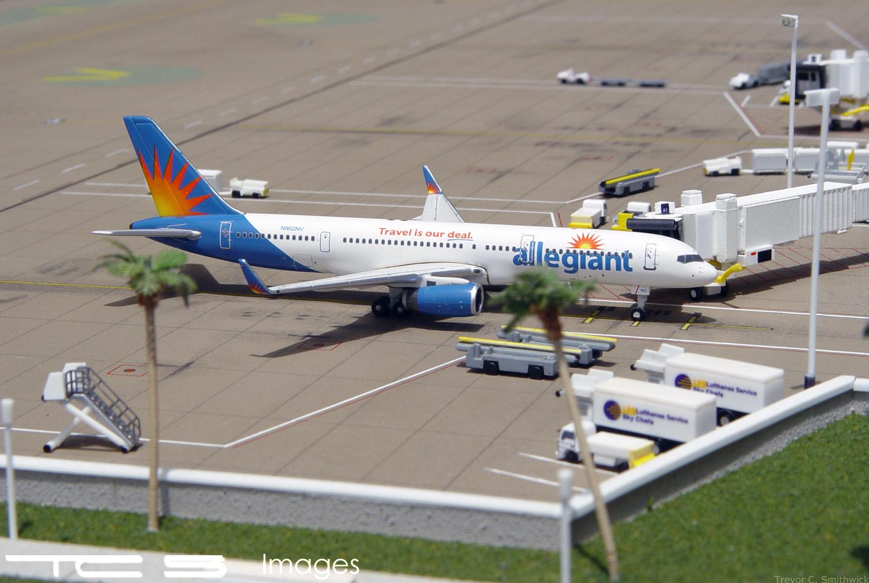 Allegiant Air 757-200