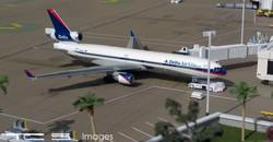 Delta Air Lines MD-11