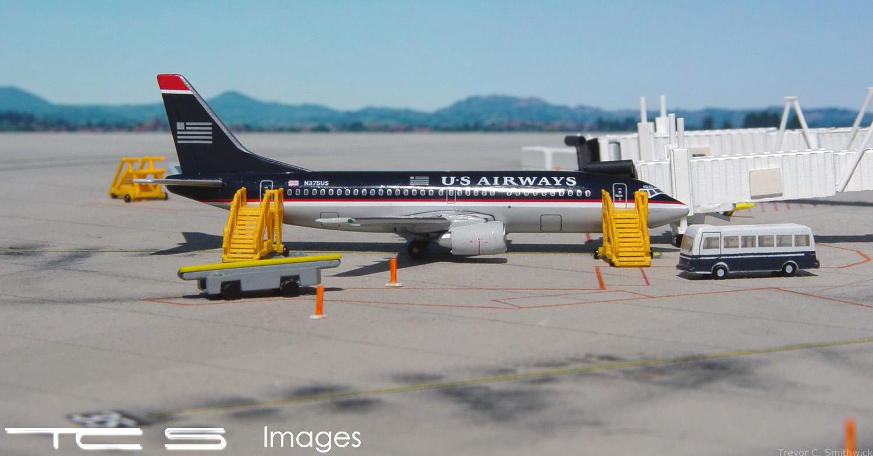 U.S. Airways 737-300
