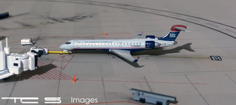U.S. Airways Express CRJ700
