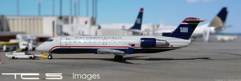 U.S. Airways Express CRJ-200