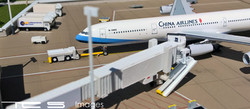 China Airlines A340-300