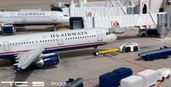 U.S. Airways A321