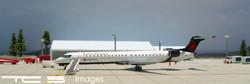 Air Canada Express CRJ-900